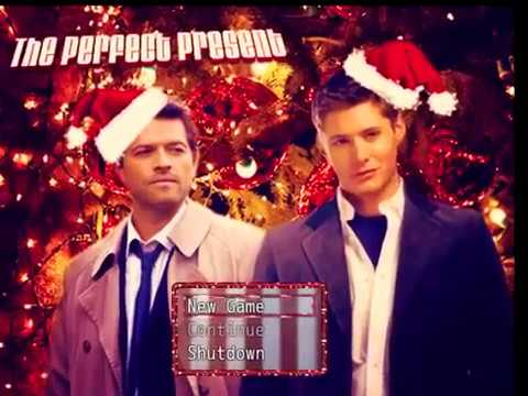 Let's Play The Perfect Present (Destiel Fan-Game) Episode 1: Christmas in Sioux Falls