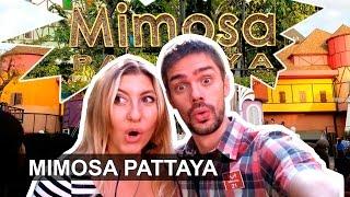 ШОУ ТРАНСВЕСТИТОВ MIMOSA В ПАТТАЙЕ + 3D галерея и ЕДА! ☼