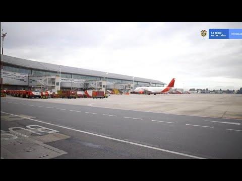 Gobierno Nacional elimina requisito de prueba para viajeros internacionales