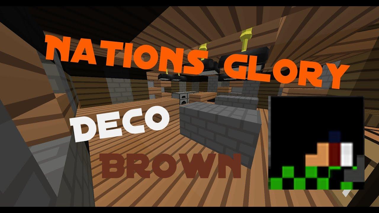 Nations glory brown; candidature pour modo   cuisine et déco ...