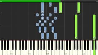 Gambar cover Alan Menken - Belle (Reprise) - Piano Backing Track Tutorials - Karaoke