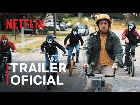 O Halloween do Hubie   Trailer oficial   Netflix