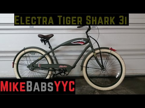 007 Review Of An Electra Tiger Shark 3i In Midway Grey Cruiser