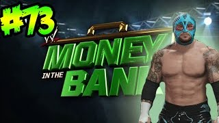 WWE 2K16 - Nacho libre en Money in The Bank ?
