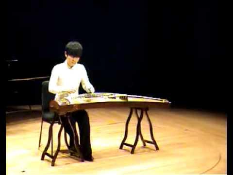 Liu Le Guzheng solo