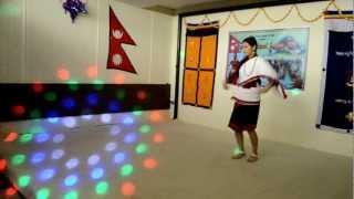 Newari Dance