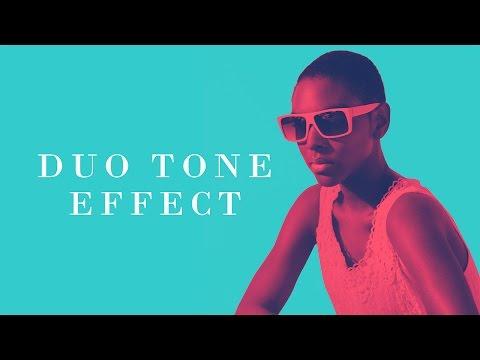 Create Sick Duotone Effect | Photoshop Tutorial | Photo Effects