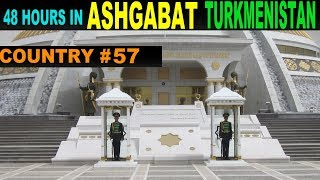 A Tourist's Guide to Ashgabat, Turkmenistan. www.theredquest.com(www.theredquest.com Part III: My Journey through 3 of the 'Stans! I fly onto Turkmenistan to see the golden monuments of Turkmenbashi, the beautiful white ..., 2011-04-17T12:49:41.000Z)