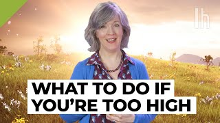 What To Do If Youre Too High On 420