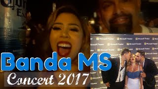 BANDA MS CONCERT LA NOKIA//SHIT I DO ON MY DAYS OFF VLOG