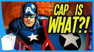 CAPTAIN AMERICA Being *spoiler* is NOT a Bad Thing! | The Show With Reviews - Auram