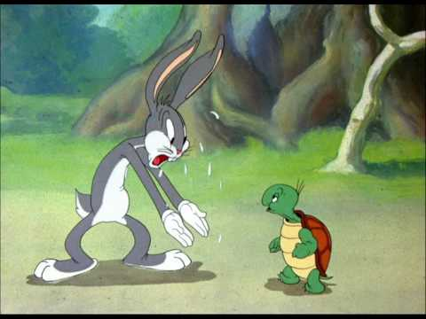 Looney tunes  tortoise beats hare