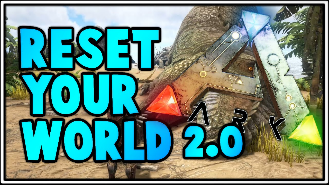 How to Reset Your ARK Survival Evolved Xbox One Singleplayer World ...