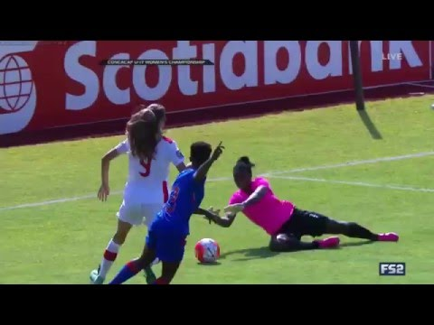 (1) U-17 WCQ Canada vs Haiti 3.13.2016