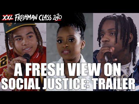 2020 XXL Freshman Class: A Fresh View on Social Justice Trailer