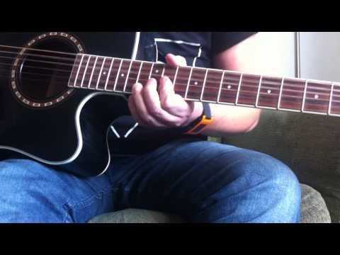 Smashing Pumpkins acoustic cover Starla