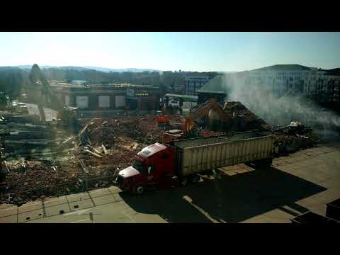 VF Outlet Center demolition (update 11/28/17)