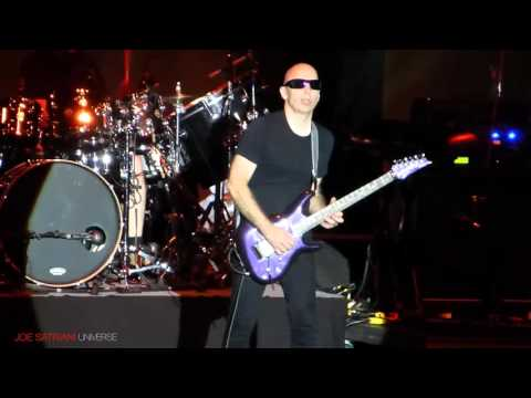 Joe Satriani - Crazy Joey (Live 2015 in Netherlands)