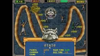 Zuma Luxor 1 Edition Playthgrouth Part 1 (MOD)