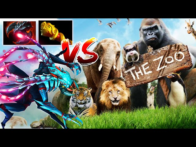 What Now Zoo? Omega Farmed vs Chen and Beastmaster