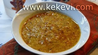 Turkish Lentil Soup / Ezo Gelin Çorba