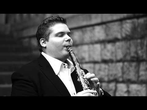 Kohán plays Hommage á J. S. Bach by Béla Kovács