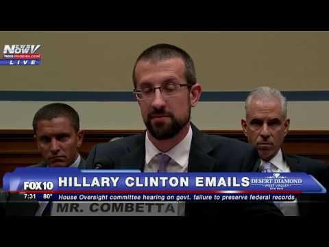REPLAY: Hearing on Hillary Clinton's Emails