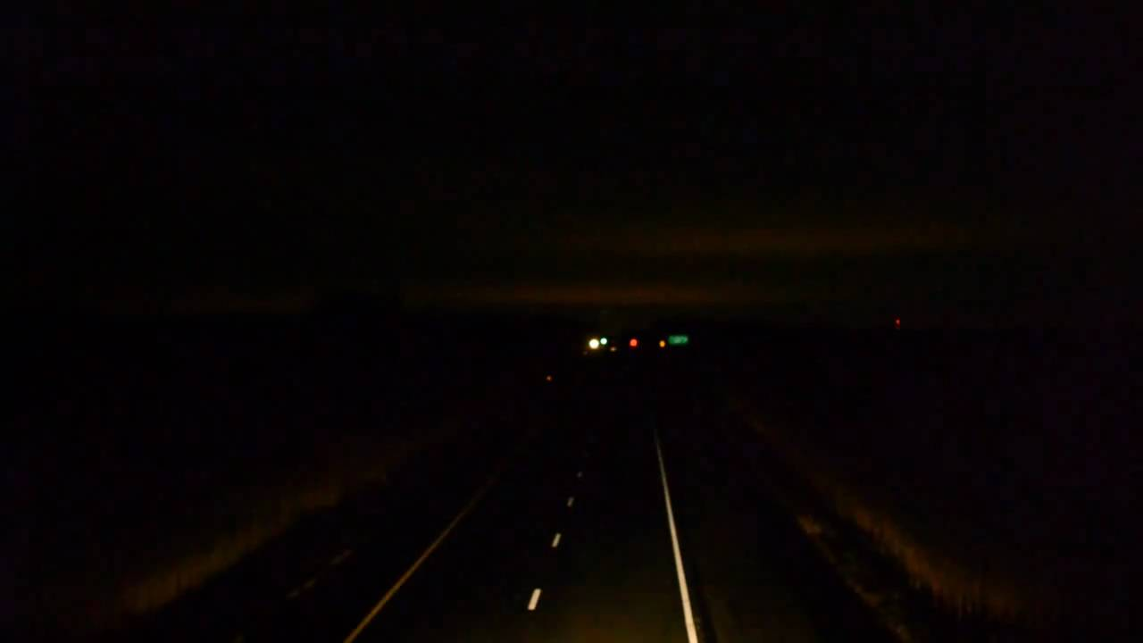 Nikon D3100 Low Light Test - Highway 401 At Night & Nikon D3100 Low Light Test - Highway 401 At Night - YouTube azcodes.com