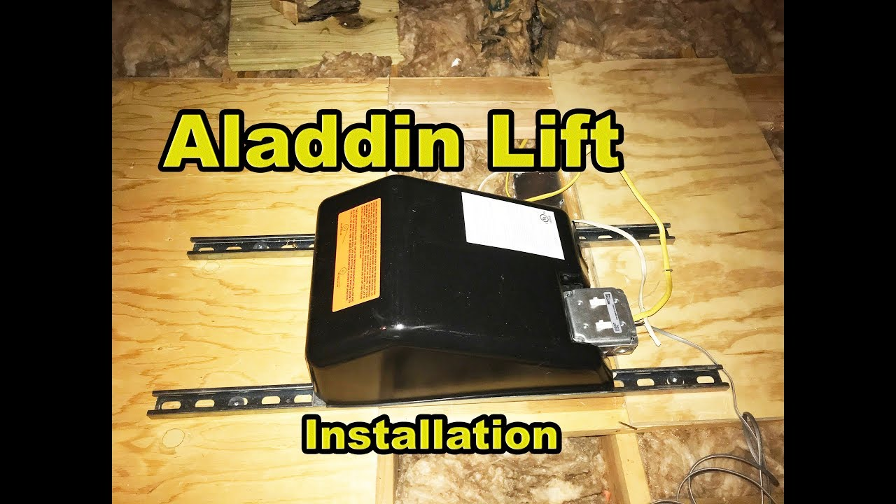 How To Install Aladdin Lift For Chandelier Youtube