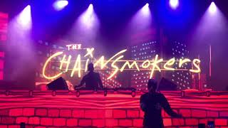 The Chainsmokers Live in Singapore 2018