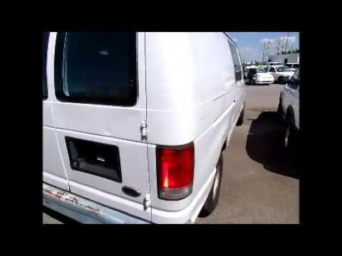 GovDeals: 23788/ 2000 Ford Econoline E150