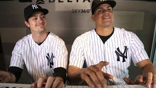Betances and Miller have some interesting chemistry
