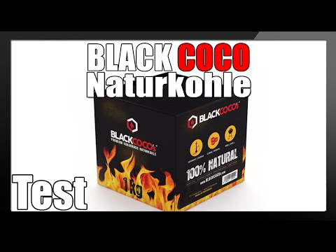 BLACK COCO Naturkohle im Test