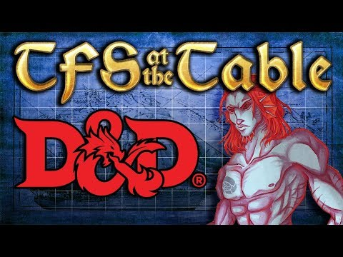 TFS At the Table: Chapter 2 Episode 13: Diving with Dragons | Dungeons & Dragons | Team Four Star