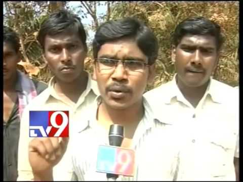Protest against Thermal Power plants  in balavaram 30 Minutes