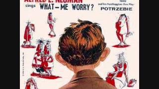 Alfred E Neuman   What, Me Worry