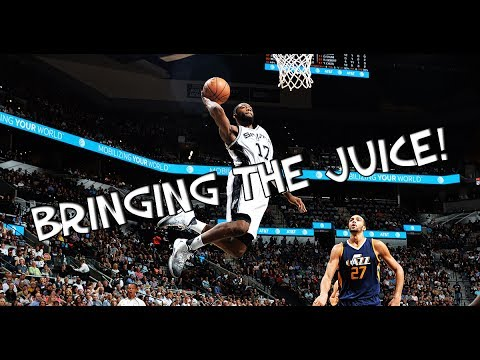 Jonathon Simmons - The Juice ᴴᴰ