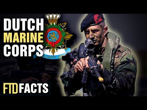 Surprising Facts About Netherlands Marine Corps - KORPS MARINIERS