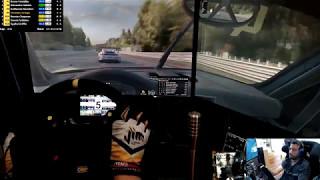 Iracing - Que esto no pare (Porsche Cup @ Le Mans)