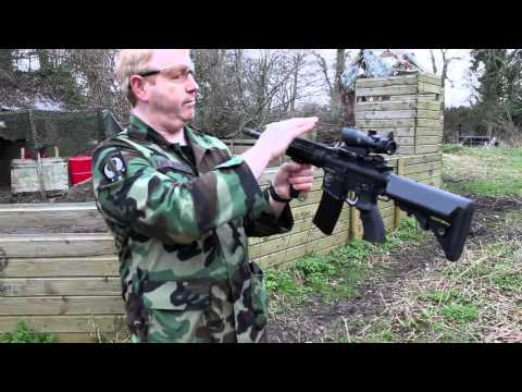 Dave Barry Special Part 1 - Stoner Rifle