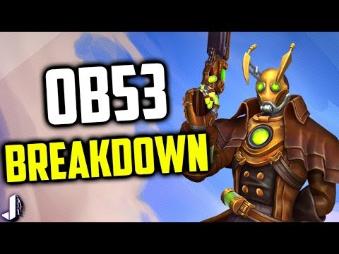 Paladins OB53 Patch Breakdown - Reign of Projectile Champions?