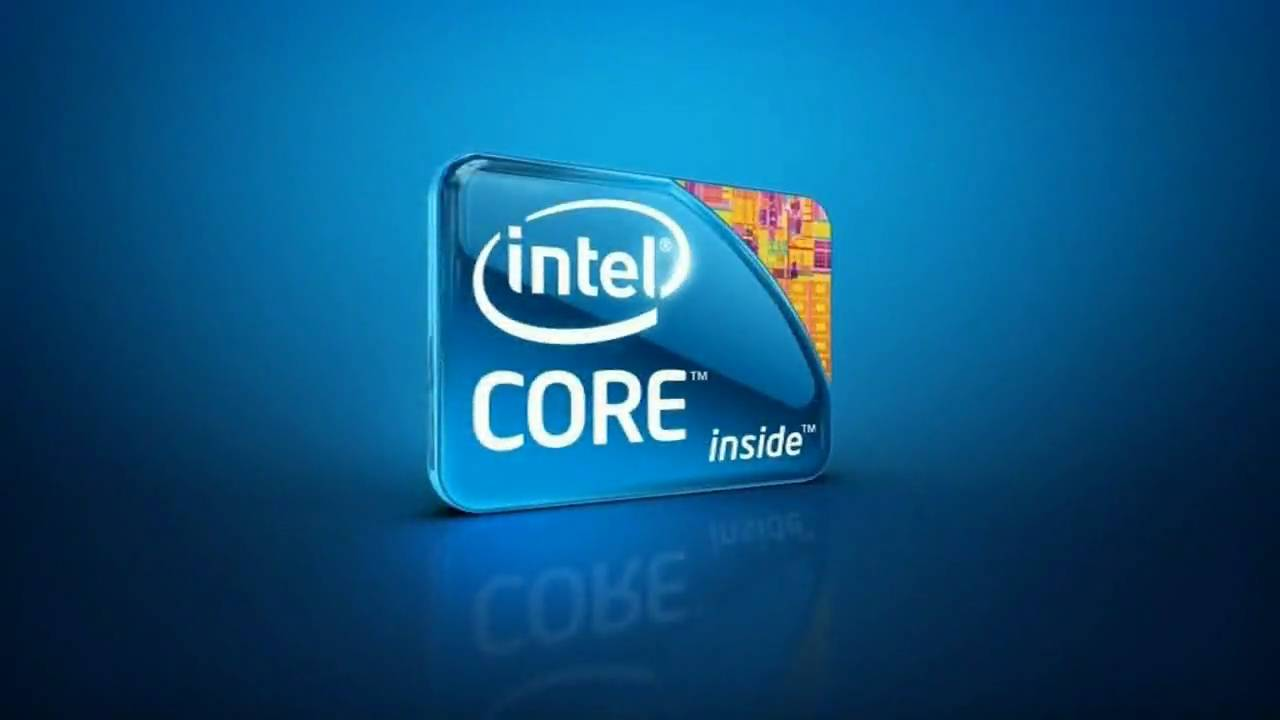 Compaq Wallpaper Hd Intel Core Inside Logo 2009 Youtube