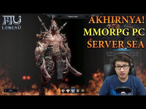Akhirnya! MMORPG PC! | MU Legend [ENG] PC MMORPG Open World (Indonesia)