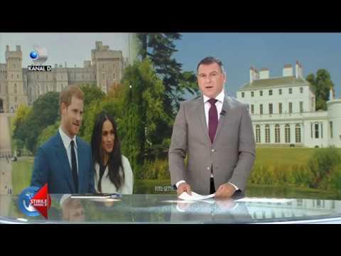 Stirile Kanal D (18.05.2018) -  Romanii petrec englezeste la nunta din Londra!  Editie COMPLETA