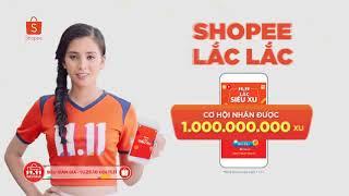 [Voice talent] TVC Shopee Siêu Sale 11.11
