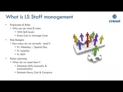 Beyond time and attendance  The transformative power of LS Nav Staff Management