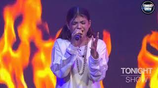 Download Sara Fajira - Lathi🔥LIVE TONIGHT SHOW