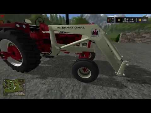 Farming Simulator 17 Watts Farm Seasons ep.50!   Nice Stack !