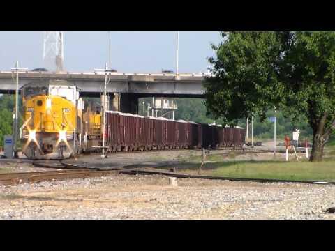 Railfanning Shreveport, Louisiana
