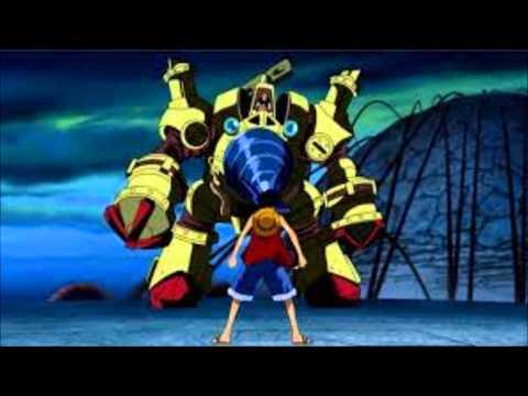 One Piece   Movie 7 OST   Karakuri jou no Mecha kyohei   35   Sanji vs Honki taisa